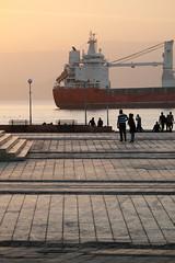 Aqaba Plaza (MilesTravelPics) Tags: jordan 70d desert travel middle east bedouin promenade stroll ship aqaba gulf sinai plaza tile
