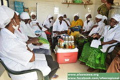 Projet-AFAO_CAWTAR_Session4-J5_3 (afaowawa1) Tags: afaowawa cawtar bid badea afao centre formation gorom ctg ong femmes senegal cereales locales fruits et legumes transformation projet afaocawtar