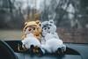 BJD 365, 2017 - Day 11 (Britt Miscast) Tags: 365 365challenge bjd car dashboard doll gizmo gremy hamster hamstertrek hamstertwins kigurumi peakswoods rabbitgoon twins yosd