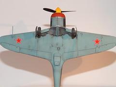 La-7 (7) (mcjaffa) Tags: lavochkin la7 scalemodel eduard 172 7063 profipack ametkhansultan