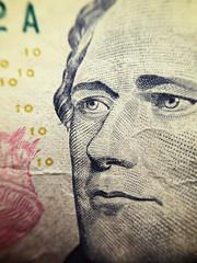 The ten-dollar Founding Father without a father (katerha) Tags: inspiredbyasong macromonday alexanderhamilton hamiltonthemusical tendollarfoundingfather tendollarbill 1000 foundingfather onbroadway money dollar hamilton ztylus