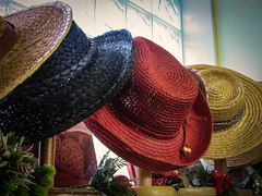 2017-01-16_OldHatsDaily16-365 (vickievilla) Tags: antiques butlercounty rossantiques vintage hats clothing