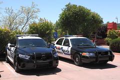 Sedona Police (twm1340) Tags: arizona ford car june leo thing sedona police az victoria cop vic crown taurus sort cruiser patrol interceptor 2015