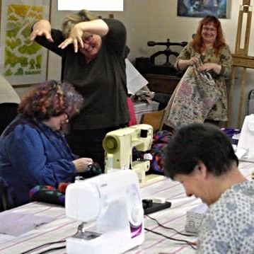 Dressmaking - weekly course with Claire Humphries