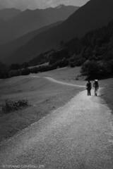 Walking (Stefano Consigli) Tags: mountain trentino