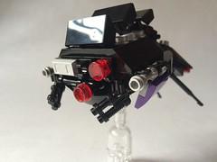 Xiphotekra Left (Sam.C MOCs) Tags: robot lego military scifi mech moc junebot