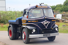 Foden Richard Nixon Engineering YUV685 (NTG's pictures) Tags: show heritage classic museum vintage centre sunday engineering nixon commercial richard motor warwickshire foden gaydon yuv685 14june2015