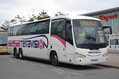 Terravision YN08MLZ (Will Swain) Tags: uk travel england bus buses june liverpool john airport britain transport lennon 19th merseyside 2015 terravision yn08mlz