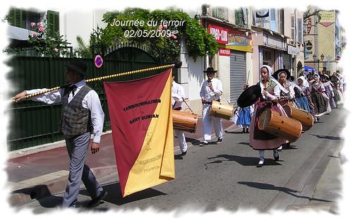JOURNEE DU TERROIR 2.05.2009