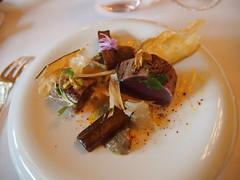 Restaurant Alain Ducasse at Le Meurice Hotel!