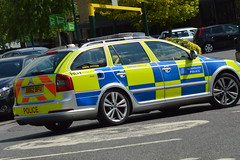 MPS Skoda Octavia VRS Bromley Area Car Side BX62 BFU (Luke Brazier Photography) Tags: car police area service metropolitan skoda octavia mps