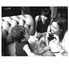 ❤️👶👧👧❤️ #kakiuchiayami#baby#shooting#model#垣内彩未