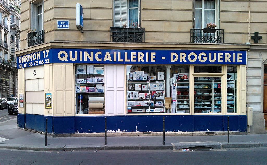 The world 39 s best photos of devanture and storefront flickr hive mind - Quincaillerie paris 15 ...