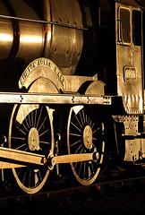 GWS 34547crrig (kgvuk) Tags: nightphotography trains locomotive railways didcot steamlocomotive 460 gws burtonagneshall didcotrailwaycentre modifiedhall 6998 greatwesternsociety didcotengineshed 81e 6959class