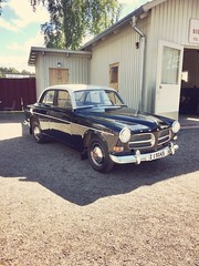 (funeralface) Tags: volvo amazon jamtli