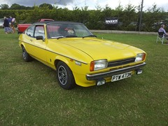1974 Ford Capri II 3000 GT (quicksilver coaches) Tags: ford capri whittlebury ptw473m festivaloftheunexceptional