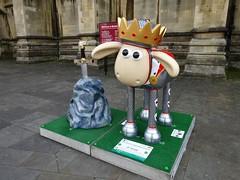 King Arthur of Lambelot!