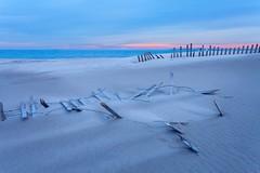 Beach at winter 海灘冬季 (kaising_fung) Tags: beach brooklyn winter cold quite