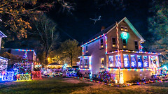 xmas lights mt hope rd (1 of 1)-2 (Visual Thinking (by Terry McKenna)) Tags: xmas lights dover nj