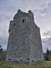 Invermark Castle (chdphd) Tags: invermarkcastle lochlee loch lee glenesk glen esk angus hdr hdri