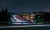 grand lake bridge (pbo31) Tags: bayarea california nikon d810 color night dark boury pbo31 january 2017 winter lightstream motion traffic eastbay alamedacounty oakland 580 over highway rain wet roadway bridge black grandlake overpass