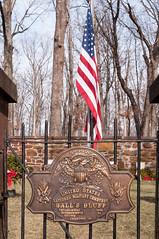 Ball's Bluff National Cemetery (Victor Dvorak) Tags: ballsbluff civilwar battle union confederacy north south army battlefield leesburg virginia nikon d300s 2870mmf28dnational cemeterygravesburial ground oldglory americanflag starsandstripes