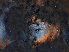 NGC7822 (Paddy Gilliland @ Image The Universe) Tags: ngc space nebula nebulae stars night astro astronomy astrophoto astrophotography ap narrowband hubble galaxy cosmos astrometrydotnet:id=nova1855086 astrometrydotnet:status=solved