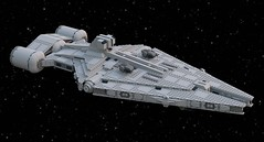 Arquitens-class Light Cruiser (TheNerdyOne_) Tags: lego starwars empire imperial rebels ldd