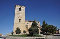 Pedraza de Campos (Palencia). Iglesia (santi abella) Tags: pedrazadecampos palencia castillayleón españa
