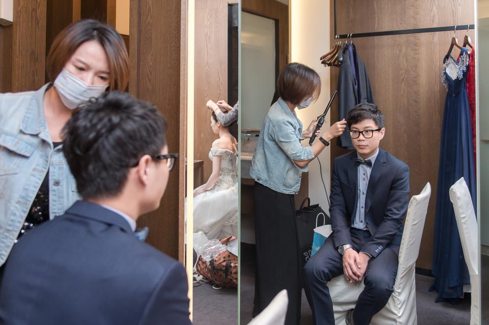 台南婚攝 晶英酒店 婚禮紀錄 C & Y 007