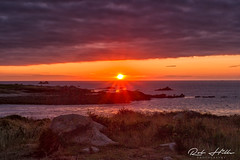 St Agnes Sunset #landscape #landscapephotography #sunset #islesofscilly (robhillsphoto) Tags: islesofscilly