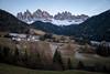 Villnößtal (Chris Buhr) Tags: villnös villnoess tal dolomiten italien italy südtirol landschaft landscape schnee winter berge alpen val di funes leica chris buhr