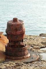 Past its use-by date (M_squared Images) Tags: capstan msm1935 dorset portlandbill boxingday