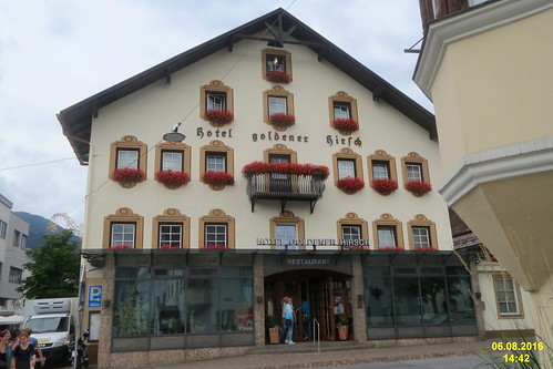 Reutte - The Golden Hart
