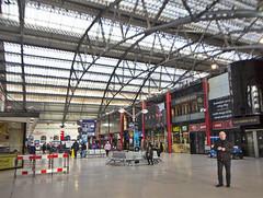 Lime Street Station (Gill Stafford) Tags: gillstafford gillys image photograph merseyside england liverpool limestreet station railway concourse transport hub