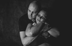 _MG_2925 (Michael Christian Parker) Tags: black background faded familia fotografia pregnant holyfamily love ensaiosfotográficos michaelcparker homestudio estudio photography