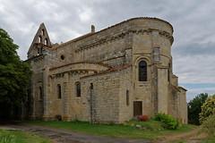 Eglise de Lialores - Condom - Gers (Vaxjo) Tags: midipyrénées languedocroussillon gers occitanie condom gascogne lialores église church