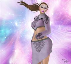 ~273~ Fairy Treasure (αиα ¢αραℓιиι) Tags: secondlife fashion slink eveadam bento wowskins tableauvivant collabor88 ikon entice totallytopshelf zibska theliaisoncollaborative xxyposes thechapterfour