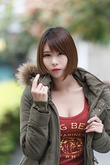 DSC_5606 (錢龍) Tags: 希維亞 小希 文創園區 外拍 beauty sexy nikon d700 girl 短髮