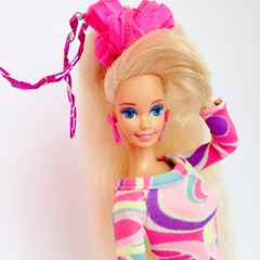 1991 Totally Hair Barbie Doll #1112 (The Barbie Room) Tags: hair doll long barbie 1991 ultra pucci 1990s 90s totally