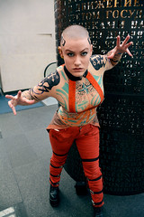 Jack (666spacecowboy666) Tags: jack dc washington comic awesome convention mass comiccon effect con