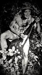 FIJI Fighter (zsgchinyc) Tags: fiji worldwarii 1943 yank yankmagazine fijiislands pacificwar pacificislanders fijiwarrior samsungnoteii