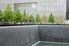 National September 11 Memorial (Brian Aslak) Tags: nyc newyorkcity usa newyork museum memorial downtown unitedstates manhattan worldtradecenter 911 financialdistrict northamerica wtc nationalseptember11memorial