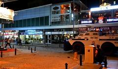 taksim riots 2013 (dibattista) Tags: urban turkey police riots taksim istambul guerrilla turchia warfare teargaz