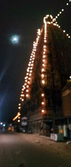 Tiruvannamalai Temple Gopuram - Unfocused (Alan Vel) Tags: india temple god hindu hinduism tamil tamilnadu southindia gopuram tiruvannamalai shivan thiruvannamalai lordshiva mobilephotography arunachaleswarar girivalam annamalaiyar tamilnadutourism nexusphotography deityshiva