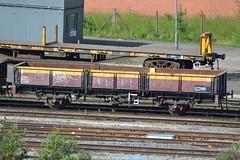OCA 112056 - Toton (dwb transport photos) Tags: wagon oca toton 112056 dropsideopenwagon