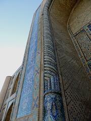 Bukhara, June 2015 (leonyaakov) Tags: travel vacation music lake festival museum ceramic landscape minaret muslim religion ceremony mosque ceiling unesco uzbekistan bukhara fortress sunnyday citytour ouzbekistan