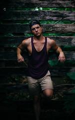 (Steven Sites) Tags: gay boy portrait man hot cute sexy guy sex tattoo canon eos 50mm tank mark f14 iii lgbt 5d