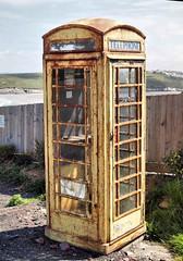 Derelict 260 (saxonfenken) Tags: 1038corn telephonebox unusable abandoned derelict pregamewinner 1038 superhero gamesweep 15challengeswinner challengeyouwinner cyunanimous tcf gamex2 perpetual friendlychallenges