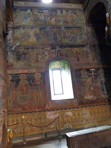 Curtea d'Arges - Biserica Domnească interior (2)